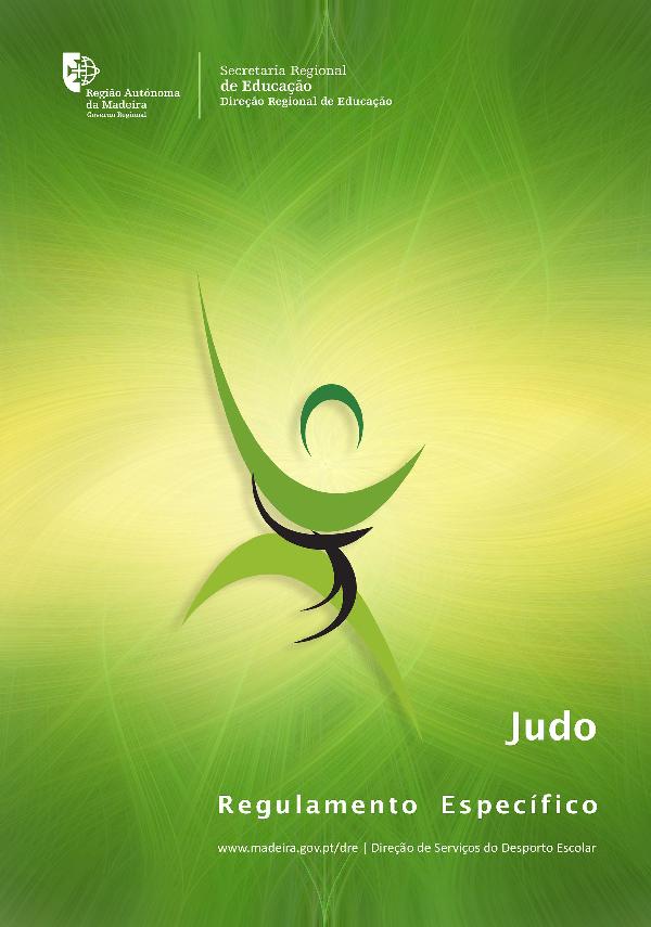 Regulamento Específico de Judo