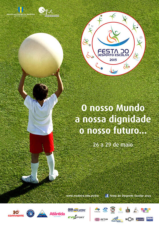 Cerimónia de Abertura do Desporto Escolar 2015
