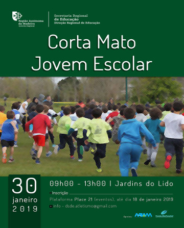Corta Mato Escolar 2019
