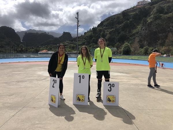 6.ª Concentração de Patinagem – Campeonato Escolar  Patinagem Velocidade