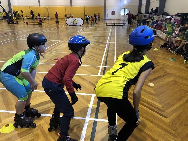 2.ª Concentração de Patinagem – Roller Fest Desporto Escolar