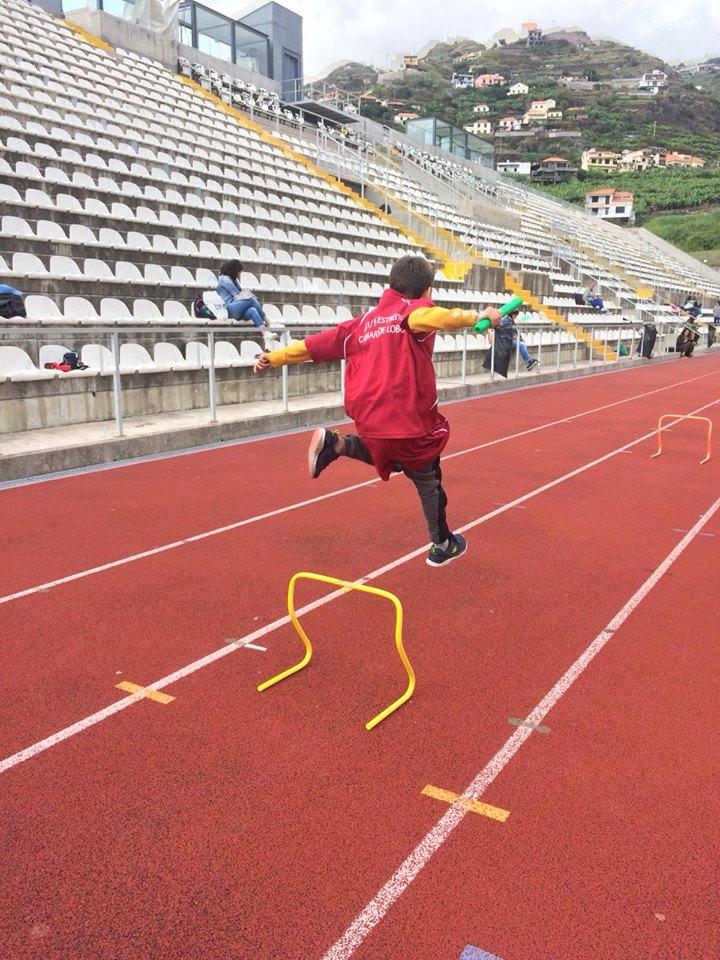 Semana do Atletismo Jogado para o 1.º ciclo