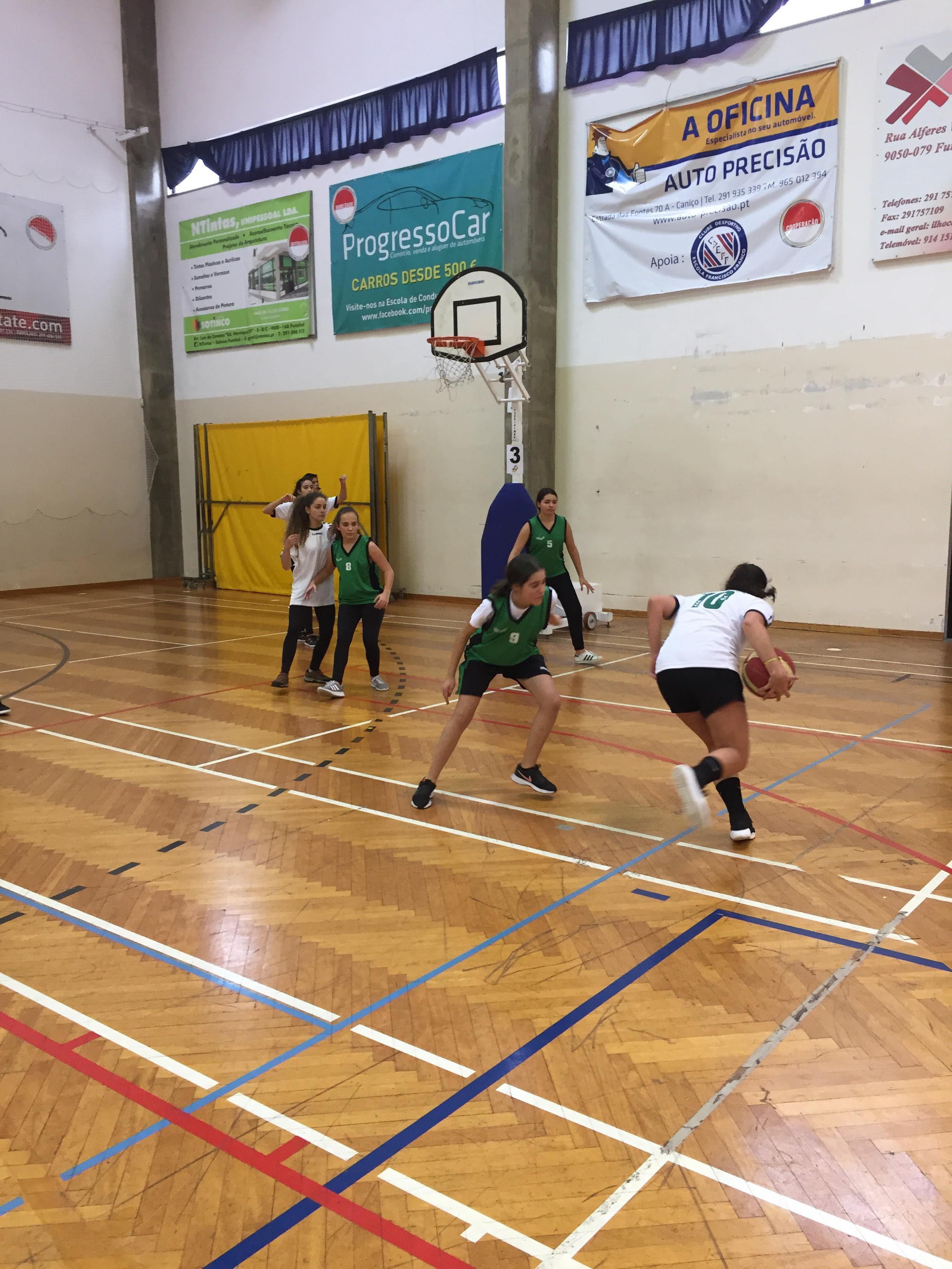 3.ª Concentração de Basquetebol