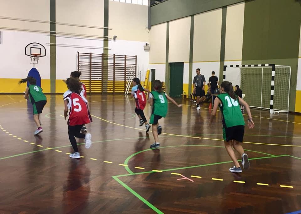 1.ª Concentração de Basquetebol