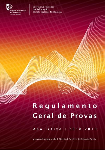 Regulamento Geral de Provas 2018/19