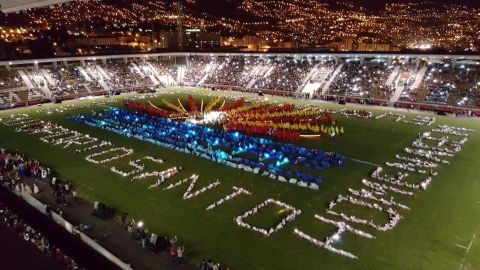 Cerimónia de Abertura da Festa do Desporto Escolar 2018
