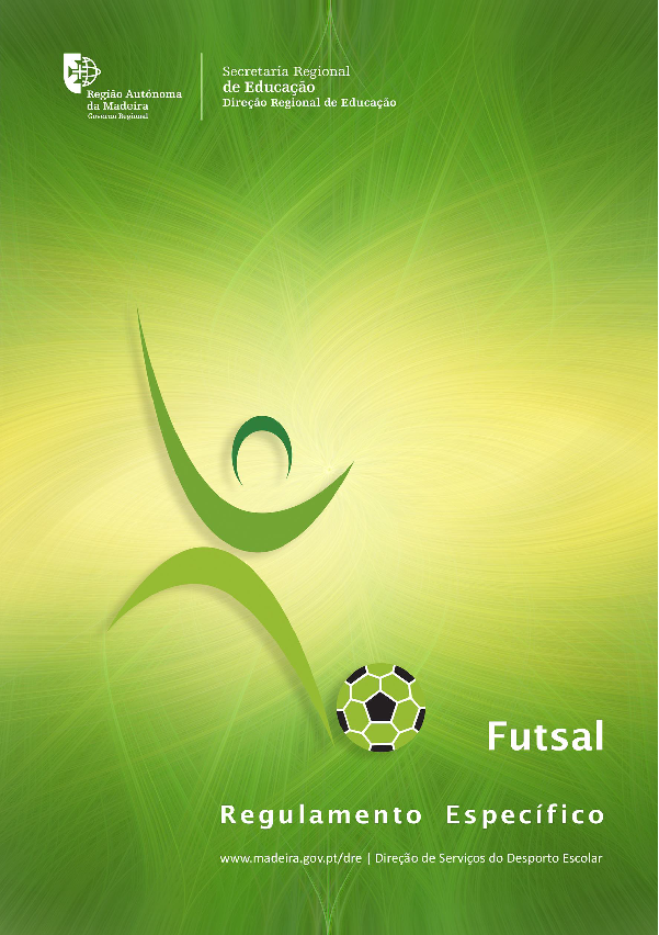 Regulamento Específico de Futsal