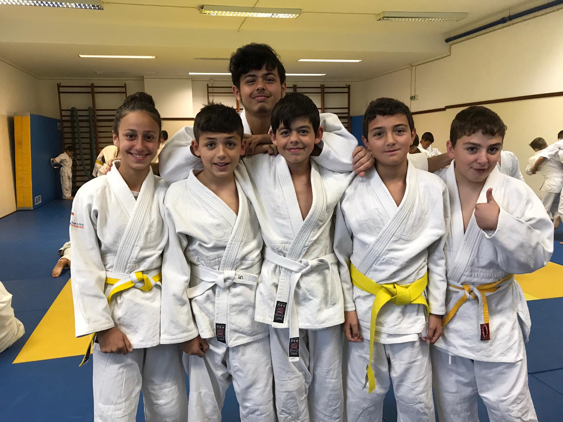 Torneio Individual de Judo do Desporto Escolar