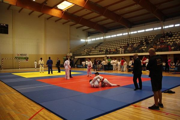 """Torneio Individual """"Aberto"""" de Judo"""