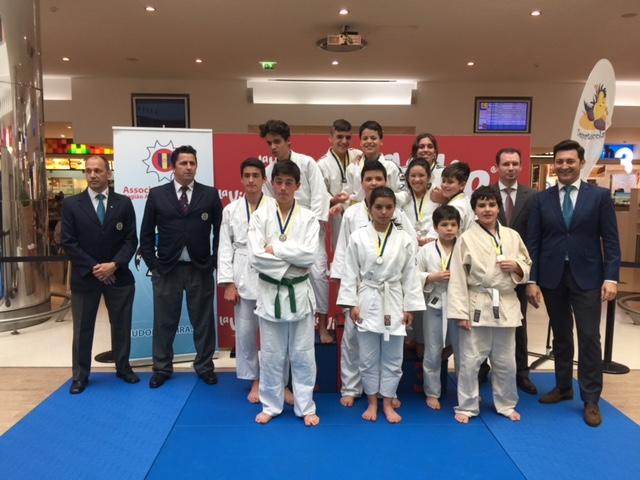 Judo fez festa no Centro Comercial La Vie Funchal