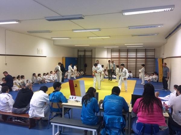 1º Torneio Individual de Judo