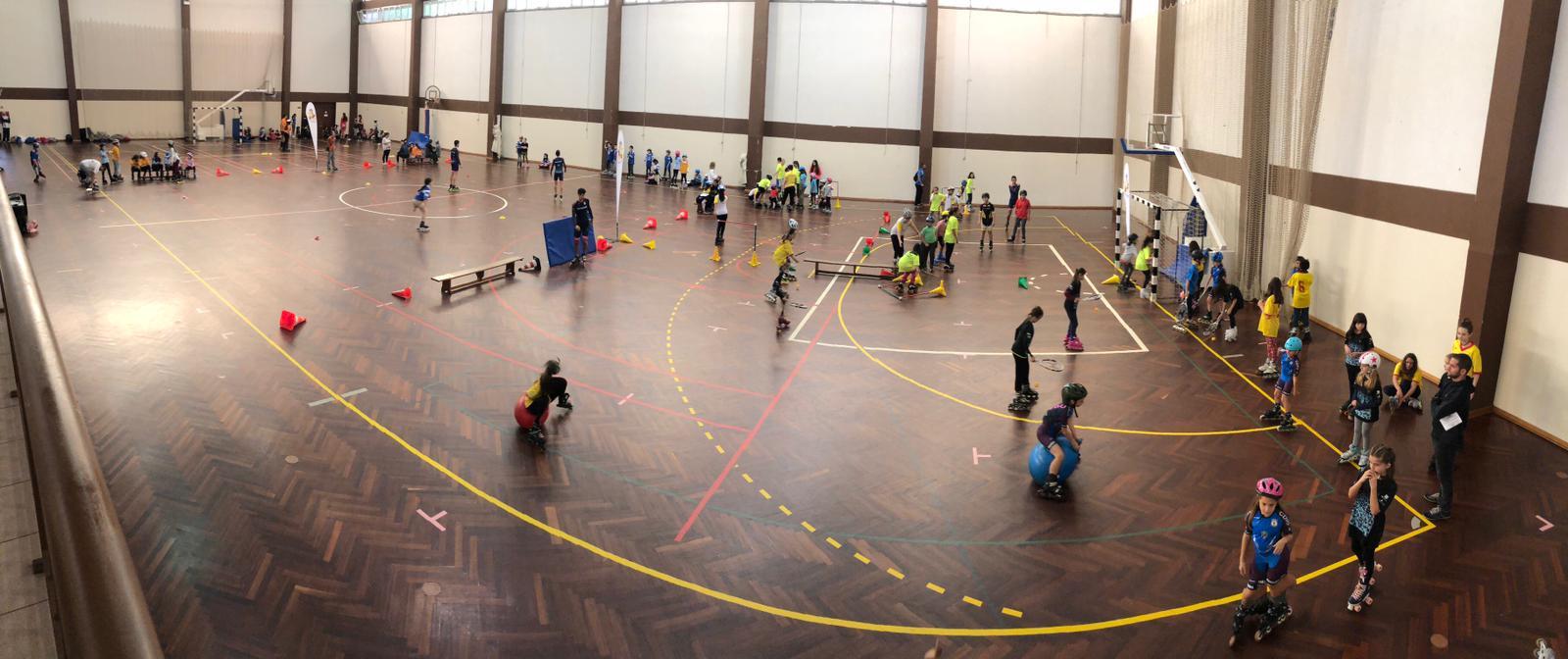 3.ª Concentração de Patinagem – Roller Fest Desporto Escolar