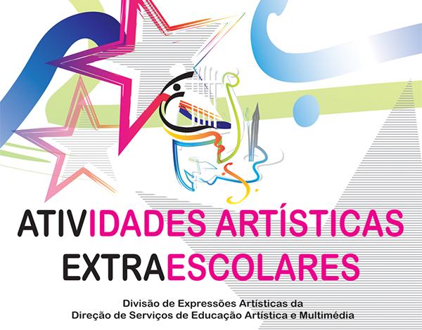 Pré-inscrição nas Atividades Artísticas Extraescolares 2019/2020