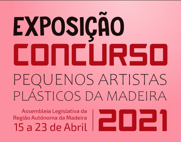 """Pequenos artistas plásticos da Madeira"""