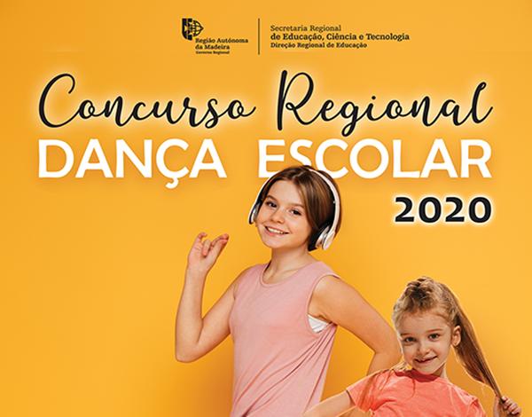 Concurso Regional de Dança Escolar
