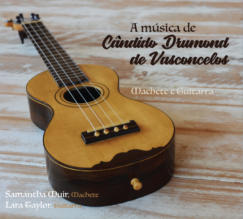 CD 'A Música de Cândido Drumond de Vasconcelos'