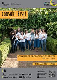 TA 2019: Consort Bisel com 'Flauta a sério e a brincar'