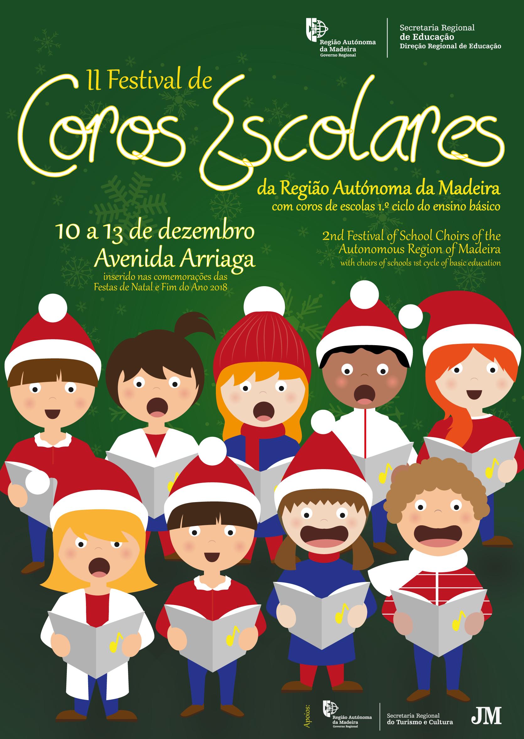 II Festival de Coros Escolares da RAM
