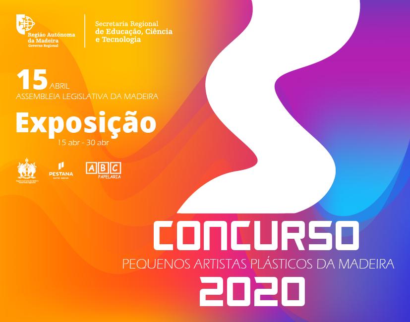 Concurso Pequenos Artistas Plásticos da Madeira