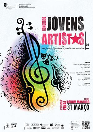 Concurso Jovens Artistas DSEAM 2019