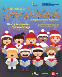 III Festival de Coros Escolares da RAM