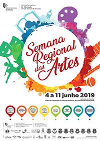 Semana Regional das Artes 2019