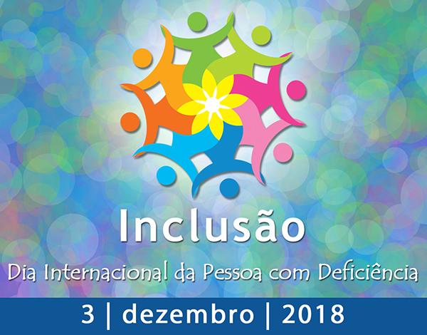 Dia Internacional da Pessoa com Deficiência - 3 dezembro