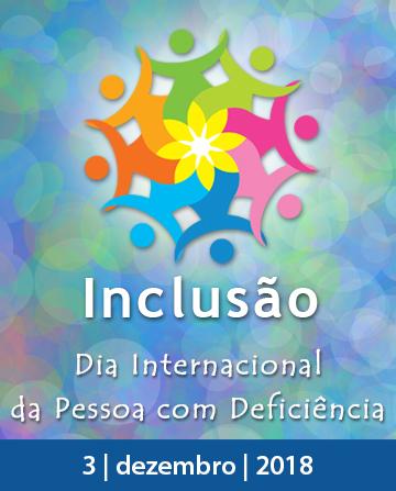 Dia Internacional da Pessoa com Deficiência - 3 dezembro - Mupi