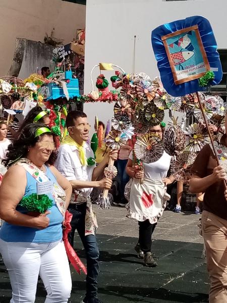 Santos Populares 2019 no STFP