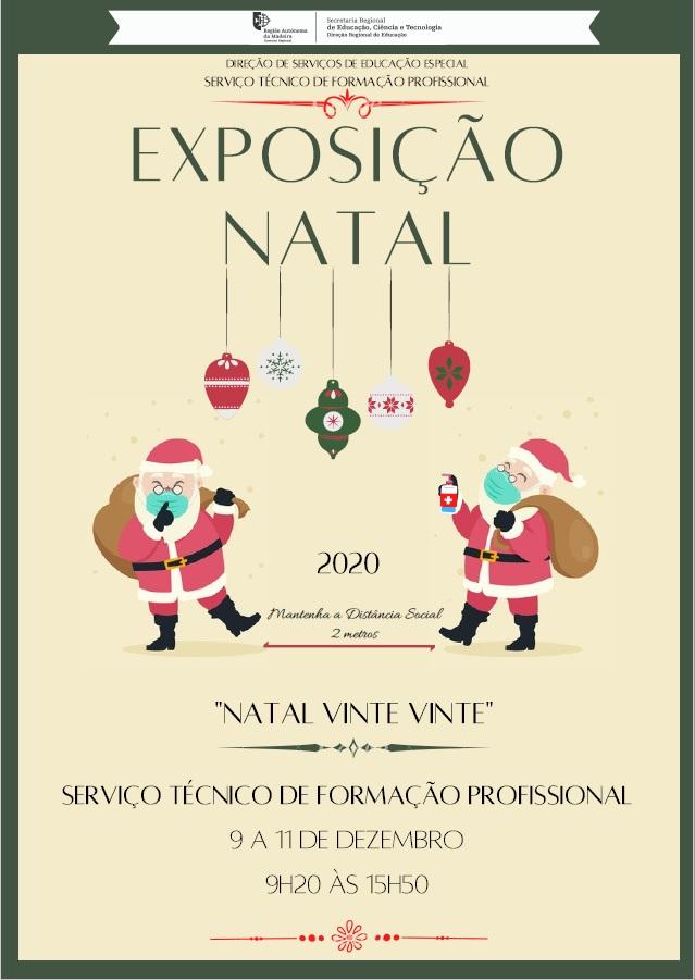 Expo Natal STFP 2020
