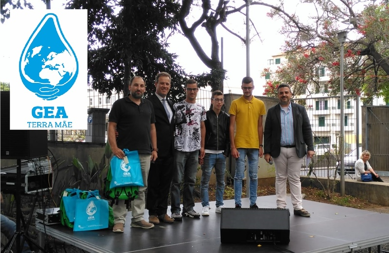 "STFP no ""Concurso Escolar Gea-Terra Mãe 2018/2019"""