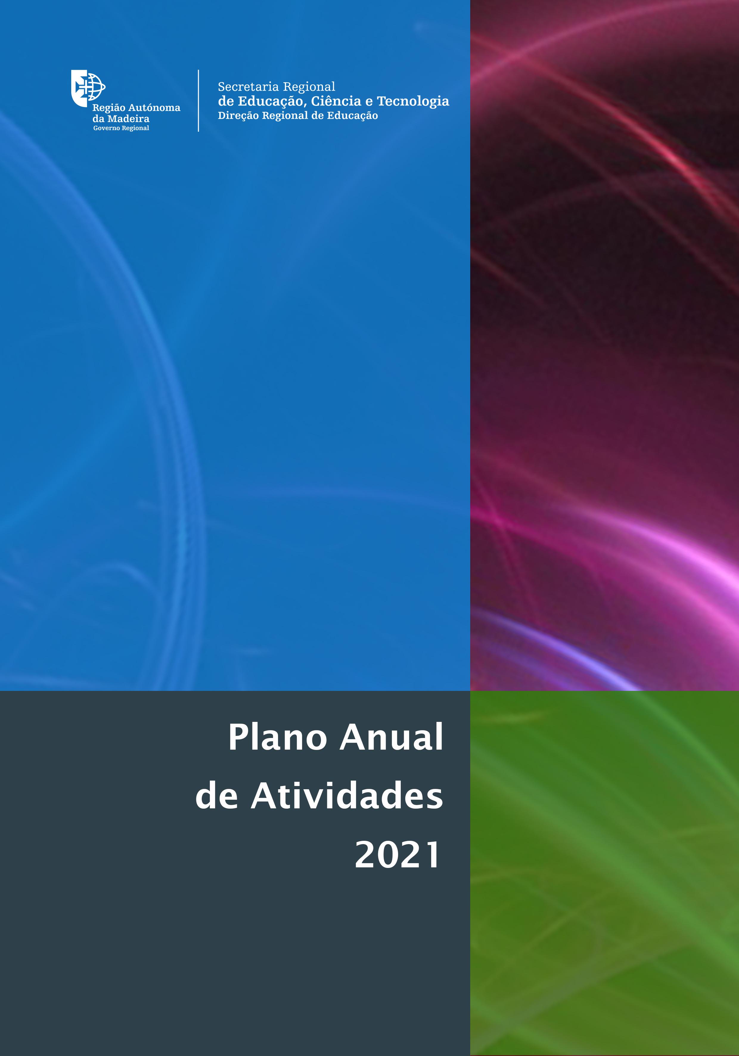 Plano Anual de Atividades DRE 2021