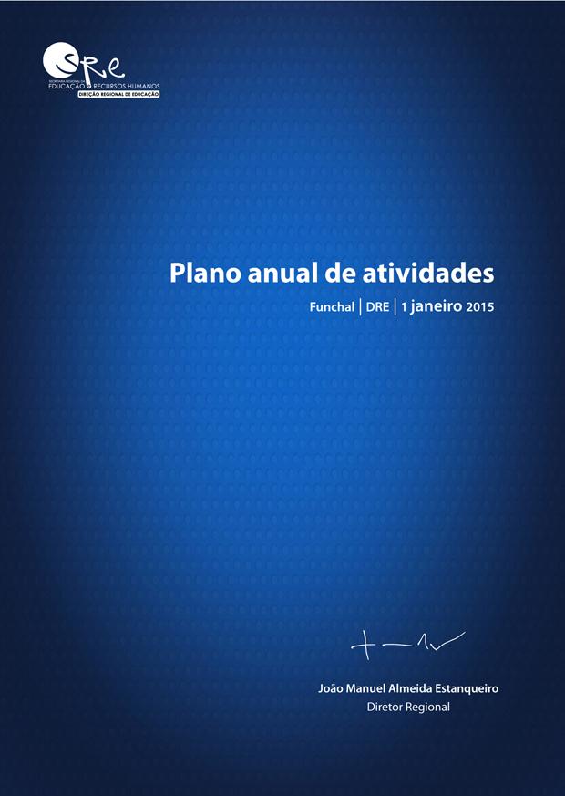 Plano Anual de Atividades 2015