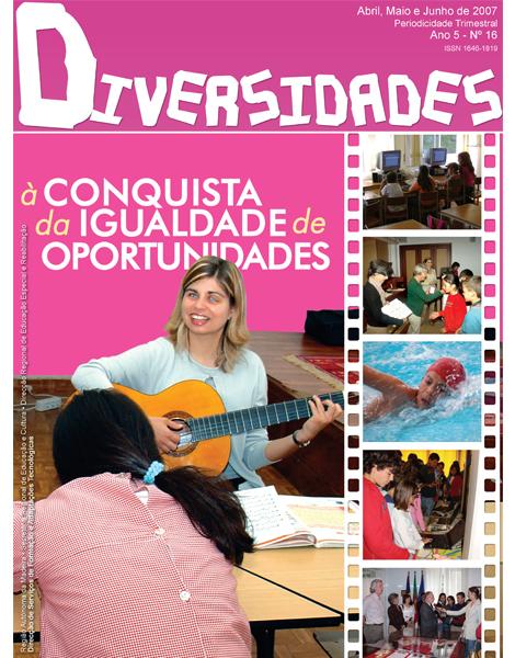 N.º 16 - À Conquista da Igualdade de Oportunidades