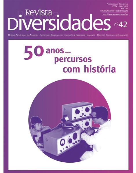 N.º 42 - 50 Anos.. Percursos com História