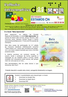 """O e-book """"Bela Aparecida"""""""