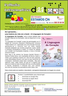 ALI apresenta... uma história de vida em e-book: A Linguagem do Coração