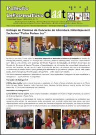 """Entrega de Prémios do Concurso de Literatura Infantojuvenil Inclusiva """"Todos Podem Ler"""""""