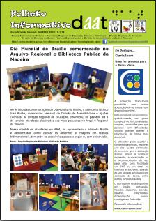 Dia Mundial do Braille comemorado no Arquivo Regional e Biblioteca Pública da Madeira