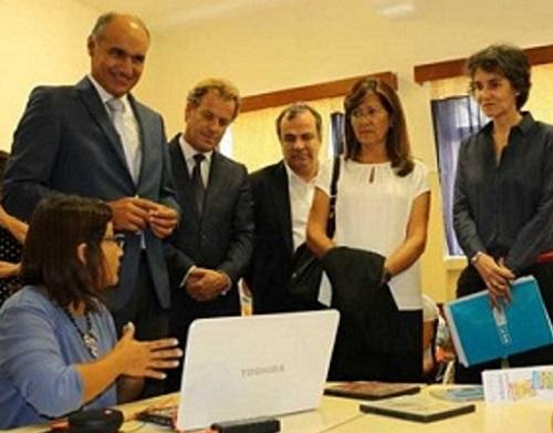 """Fundação PT renova protocolo com a Direção Regional de Educação, no âmbito do projeto """"Todos Podem Ler"""""""