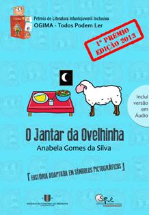 O Jantar da Ovelhinha - História Adaptada em Símbolos Pictográficos