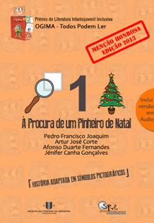 À Procura de um Pinheiro de Natal - História Adaptada em Símbolos Pictográficos