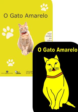 O Gato Amarelo