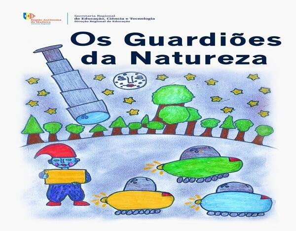 """ebook """"Os Guardiões da Natureza"""""""