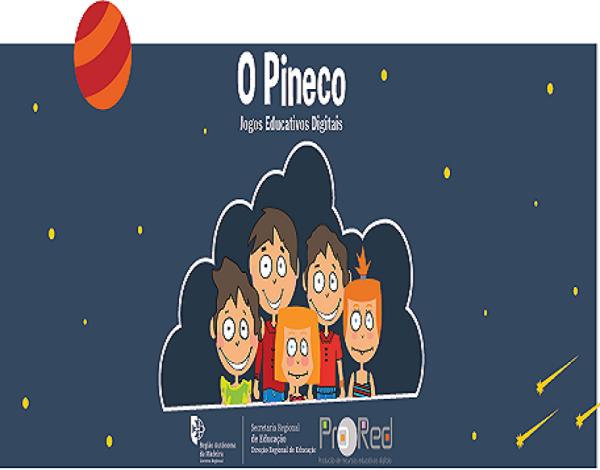 O Pineco - Jogos Educativos Digitais