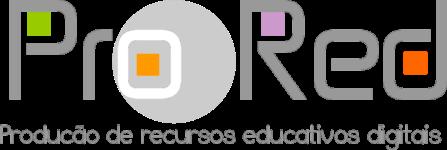 Projeto ProRed - Produção de recursos educativos digitais