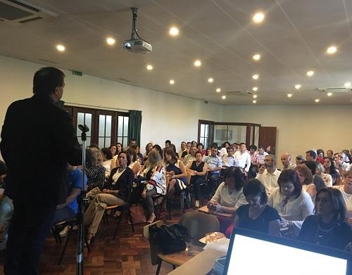 Apresentação sobre o diploma que regula o concurso de pessoal docente