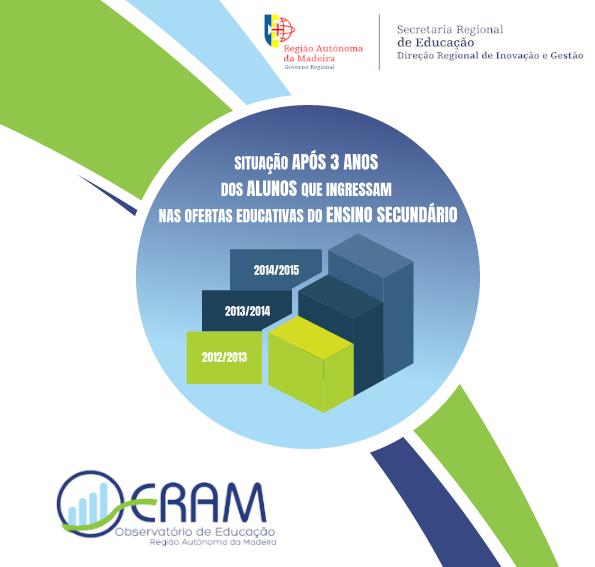 Relatório Situação após 3 anos dos alunos que ingressam nas ofertas educativas do ensino secundário (2012/2013;2013/2014 e 2014/2015)