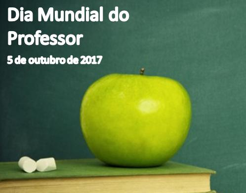 Dia Mundial do Professor