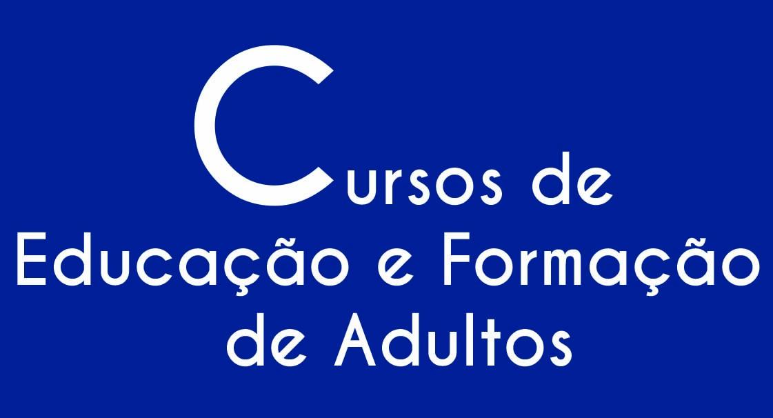 Cursos de Educação e Formação de Adultos